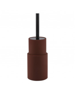 SHADES Toilet brush holder