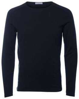 SHDTOWER COT/SILK CREW NECK NOOS