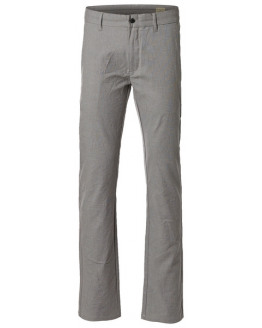 SHHSIGURD LIGHT GREY SLIM ST PANTS