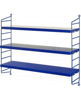 STRING POCKET COBALT BLUE/COBALT BLUE