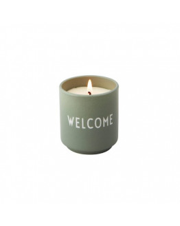 Scented Candle WELCOME