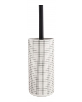 Toilet Brush Holder Tile Stone