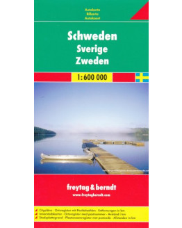 Freytag-Berndt Zweden 1/600