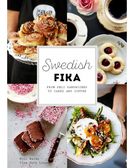 Swedish fika - from deli sandwiches to cakes and coffee