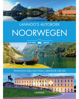 NOORWEGEN ON THE ROAD - LANNOO'S AUTOBOEK