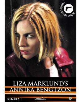 CR - Liza Marklund / DVD SERIE