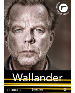 CR - Wallander volume 5