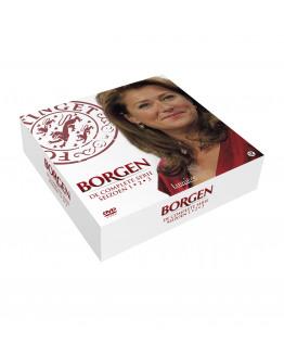 Borgen 1-2-3 Budget Box / DVD VERZAMELBOX
