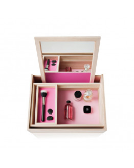 Balsabox Personal Pink