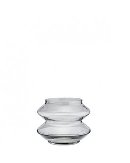 STACKABLE GLASS VASE 13,5x10,5cm