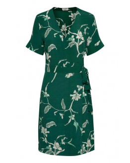 Amia Wrap Dress