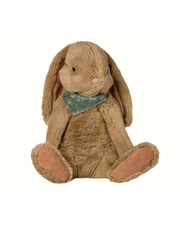 Fluffy Bunny X-Large Brown