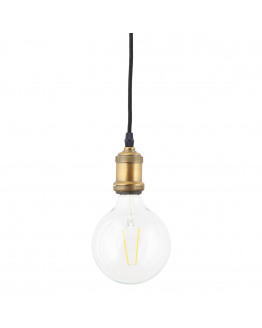 LED Bulb Clear Decoration