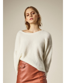 Livia solid pullover YE18