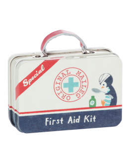 METAL SUITCASE FIRST AID 20-6010-00