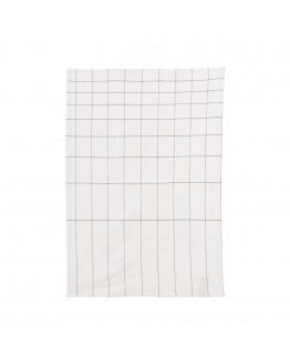 Tea towel Logarithmic Brown 50x70 cm