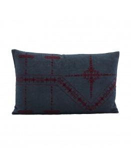 Pillow Inka Blue 50x30cm