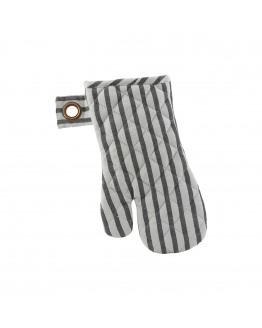 Oven gloves Stripe Set of 2 pcs 18x32 cm