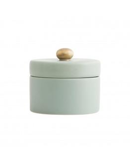 Sugar bowl w. lid Pot 9x6,5cm
