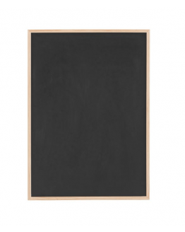Board Chalk w. white marker 50x70 cm