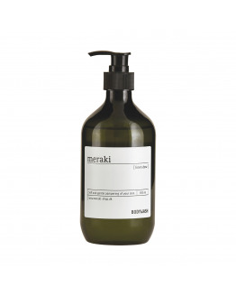 BODY WASH LINEN DEW 500ml