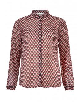 James print shirt