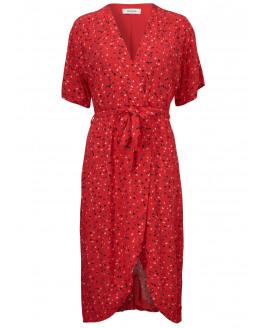 Jemma print dress