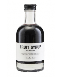 Fruit Syrup Blueberry
