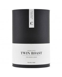 Coffee Ground Twin Roasted 165g