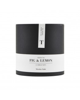 Green Tea w. Fig & Lemon 100g