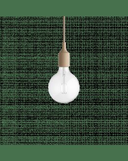 E27 NUDE LED