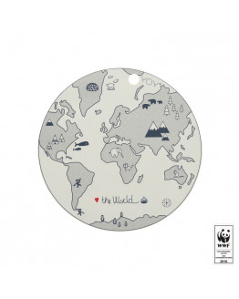 PLACEMAT THE WORLD 1100920