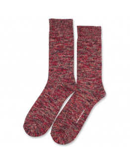 Sok Relax Chunky Flat Knit Supermelange