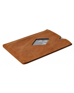 CITY WALLET WITH RFID BLOCK
