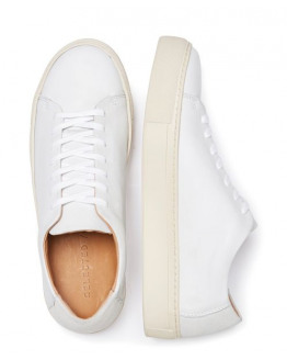 SFDonna Washed Leather Sneaker