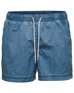 SHHCLASSIC WASHED SWIMSHORTS ENSIGN BLUE