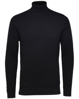 SLHCLAYTON ROLL NECK  W