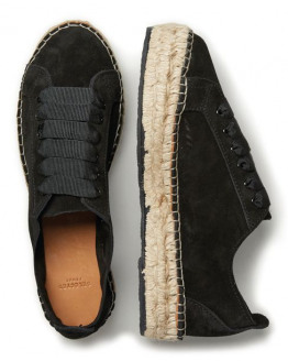 SFPrim Suede Sneaker espadrilles