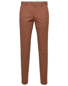 SHDSKINNY MATHCOT BROWN TROUSER