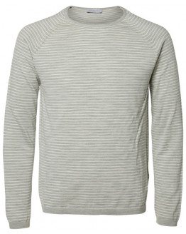 SHDEVAN STRIPE CREW NECK 16055879