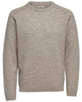 SHNCOBAN WOOL CREW NECK