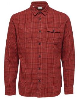SLHRegvaldemar Shirt LS Check