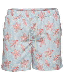SHNKARL SWIMSHORTS DUSTY BLUE