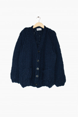 Hutch knitted cardigan