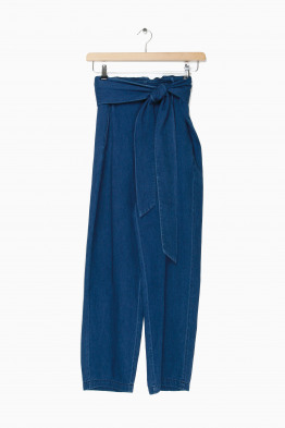 masscob denim pants