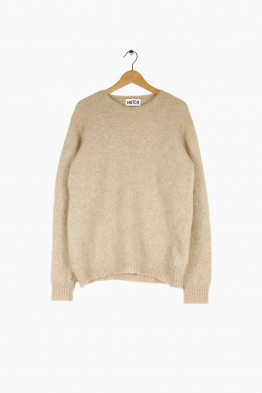 Hutch crew neck swaeter