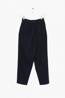 masscob pleated pants