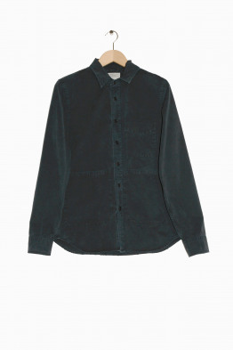 aspesi military shirt jacket