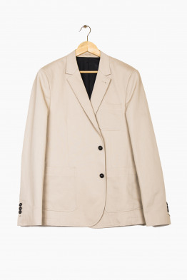 ami 2 button jacket