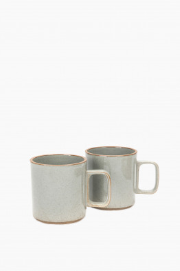 HASAMI CLEAR MUG MEDIUM